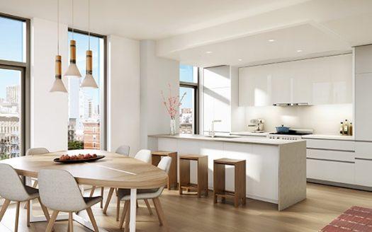 Bilocale in condominio lusso New York