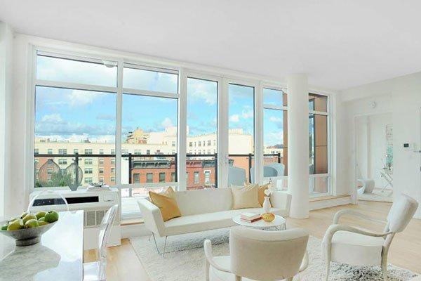 Attico luminoso harlem in vendita new york homenew york home for Attico new york vendita