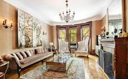 Townhouse Upper West Side vendita