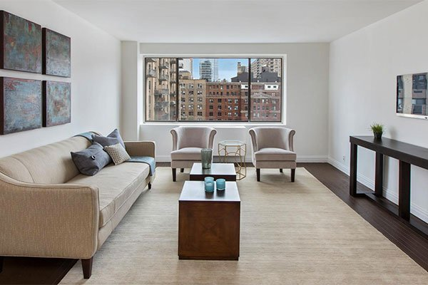 Bilocale in upper west side affitto new york homenew for Costo affitto new york