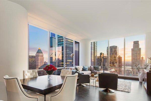 Appartamento lusso one57 venditanew york home for Appartamenti lusso new york