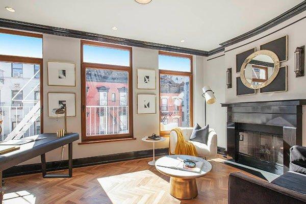 Favoloso attico a nolita vendita new york homenew york home for Attico new york vendita