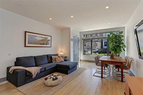 loft su due piani brooklyn new york homenew york home