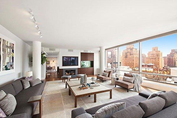 Attico su due piani a chelsea vendita new york homenew for Attico new york vendita