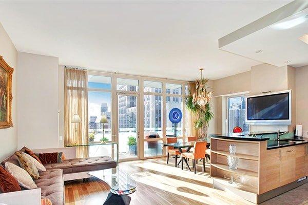 Trilocale Manhattan Fifth Avenue