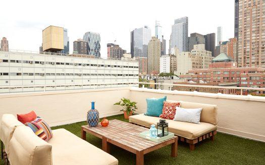 Appartamento con terrazza Times Square