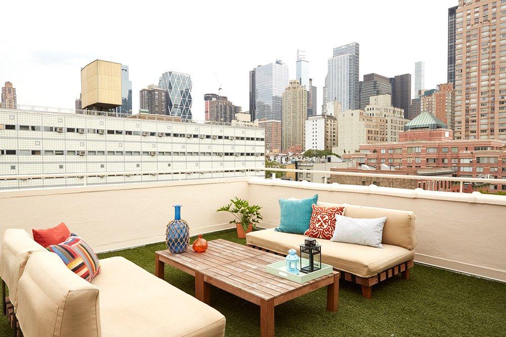 Appartamento con terrazza Times Square - New York HomeNew York Home