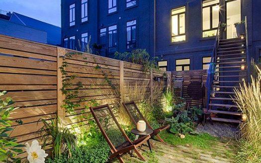 Appartamento con giardino Clinton Hill