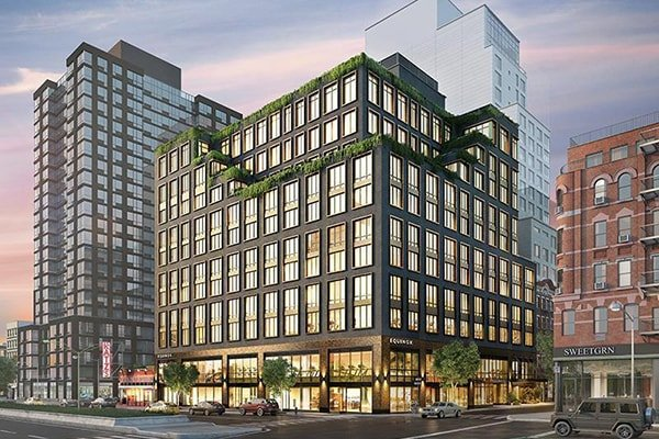 Monolocale nella trendy lower east side new york homenew for Monolocale a new york