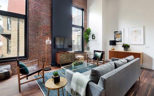 Appartamento su due piani Brooklyn