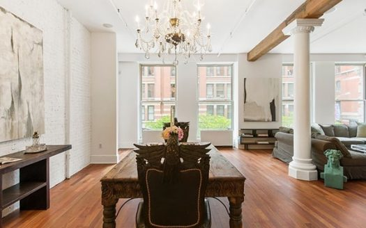 Loft perfetto a Soho New York