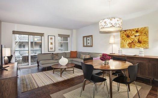 Appartamento con terrazza in Upper West