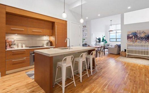 Loft bilocale a Brooklyn Heights