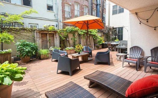 Appartamento con terrazza Brooklyn