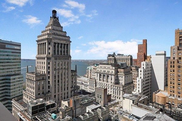 Monolocale in vendita, Setai Wall Street
