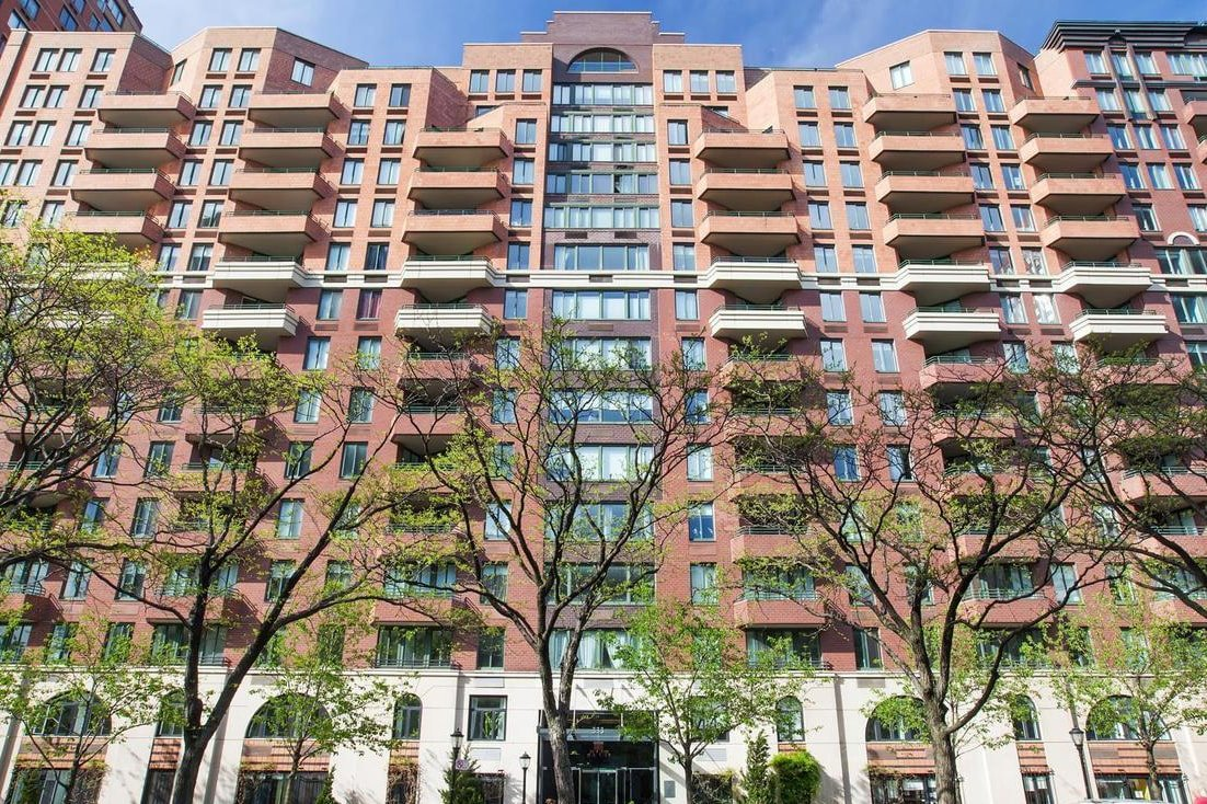 Monolocale a battery park city new york homenew york home for Monolocale new york affitto