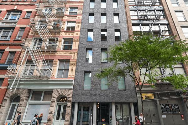 Loft due camere a Soho New York