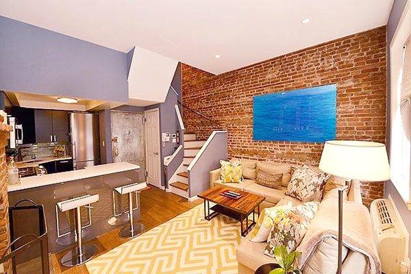 Appartamento tre piani con terrazza sul tetto - New York HomeNew ...