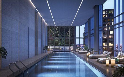 Trilocale nel condominio di Renzo Piano