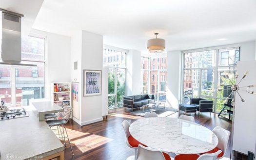 Magnifico appartamento a Tribeca