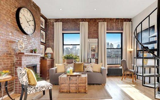 Due piani in Upper West Side
