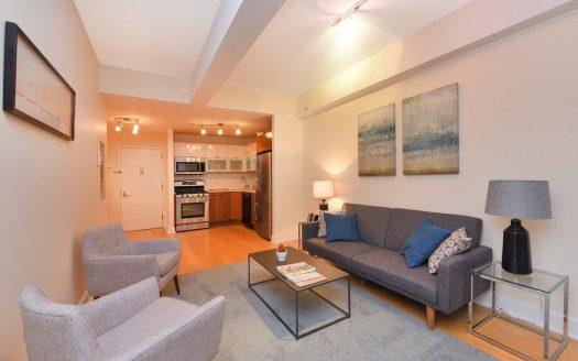 Appartamento due camere a Park Slope