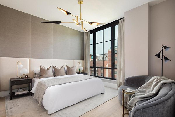Appartamento due camere da letto East Village