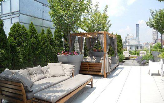 Monolocale vendita al Gramercy by Philippe Starck