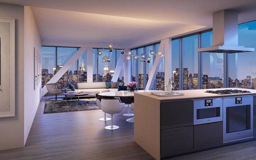 Bilocale nuovo condominio Lower East Side