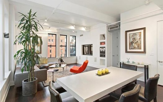 Appartamento sereno e luminoso vendita New York