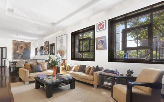 Appartamento lusso contemporaneo Tribeca