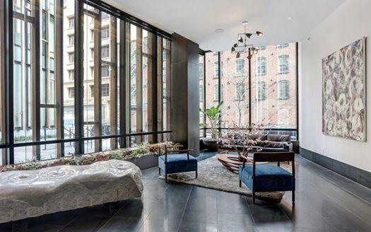 Appartamento duplex a Brooklyn Heights