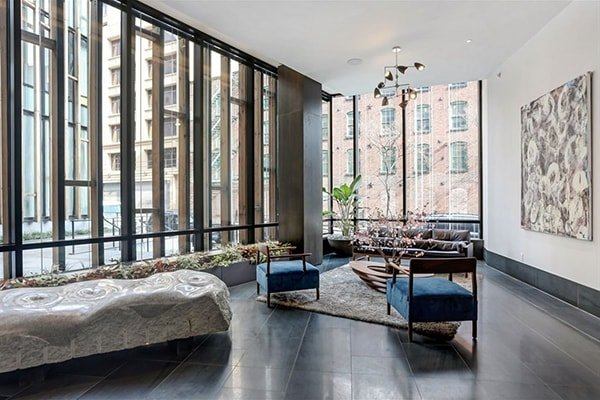 Appartamento duplex a Brooklyn Heights