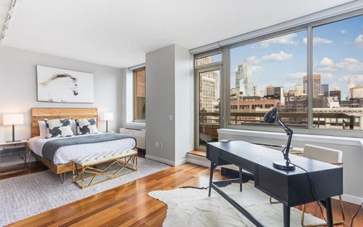 Grande appartamento con terrazzi Flatiron District