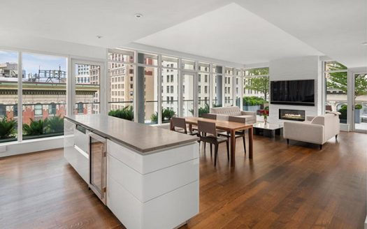Appartamento lusso moderno Flatiron District