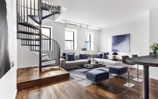 Appartamento duplex a Brooklyn