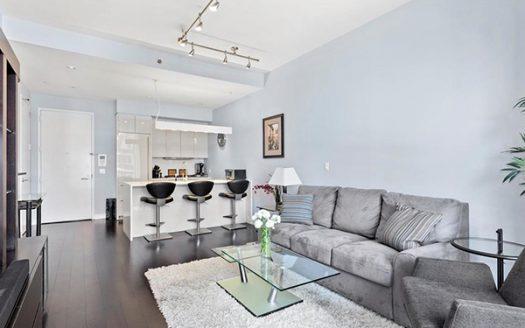 Bilocale lusso con terrazza a Gramercy vendita