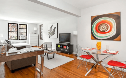 Monolocale pied a terre a Midtown