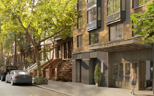 Trilocale elegante in Upper West Side