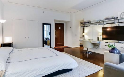 Monocale spazioso al Cipriani Club Residence