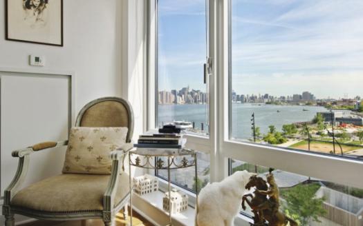 Monolocale con spettacolare vista New York