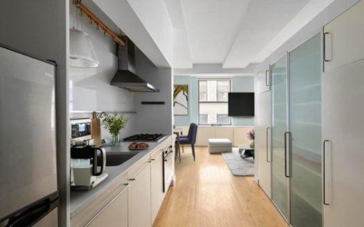 Studio nel condominio Philippe Starck