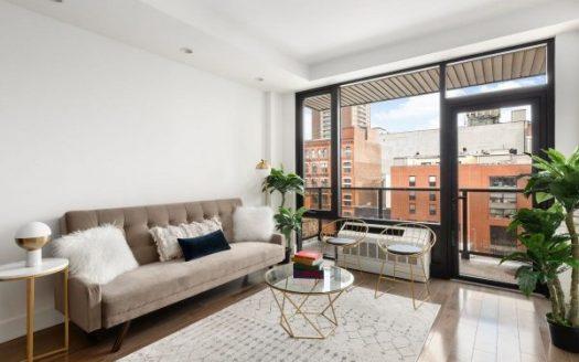 Appartamento con balcone East Village