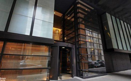Loft studio nel condominio Armani