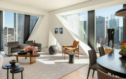 Due camere in condominio Jean Nouvel