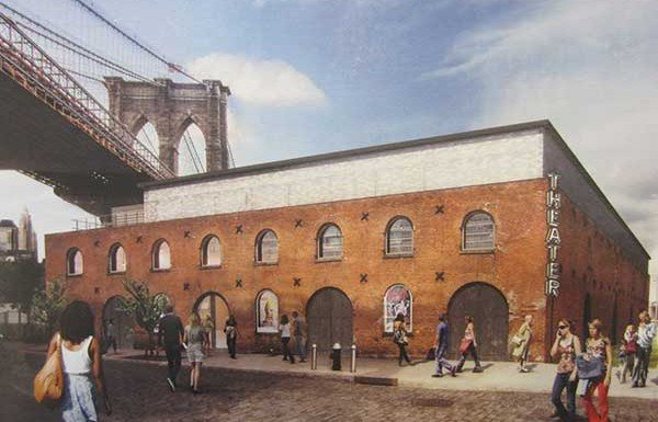 Apre la Tobacco Warehouse a Dumbo