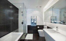 Appartamento lusso contemporaneo con vista