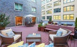 Bilocale con mega terrazza Brooklyn