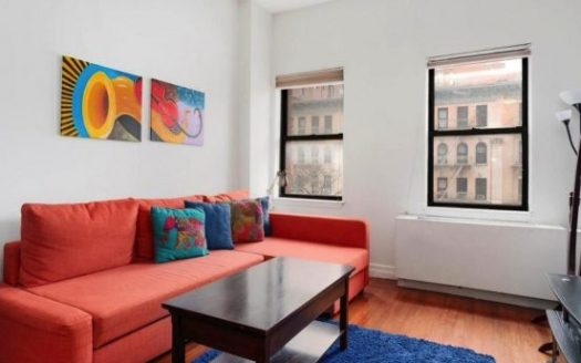 Monolocale in Upper West Side al Chesterfield