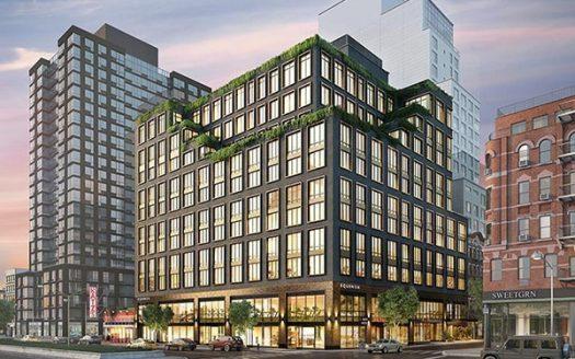 Monolocale nella trendy Lower East Side
